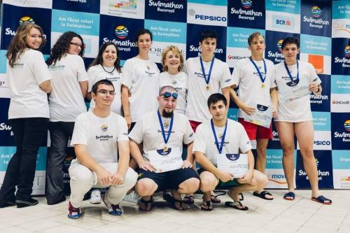 Aqua Swim castiga Swimatlon Bucuresti 2015 - Sponsor Porsche Romania